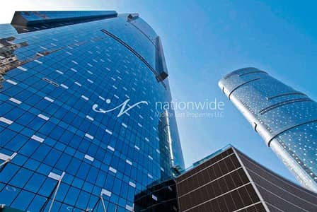 1 Bedroom Apartment for Sale in Al Reem Island, Abu Dhabi - Quality Home In The Middle Of A Lively Area