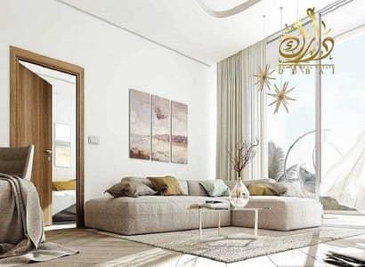 فلیٹ 1 غرفة نوم للبيع في مدينة ميدان، دبي - Apartment for sale in Mohammed bin Rashid City on the crystal lake in installments