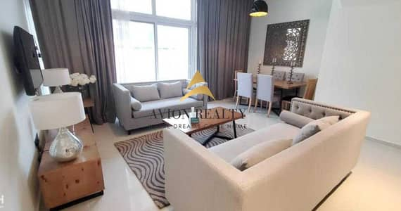2 Bedroom Townhouse for Rent in DAMAC Hills 2 (Akoya Oxygen), Dubai - Brand New | Massive Plot | Fully furnished - Just Handed over