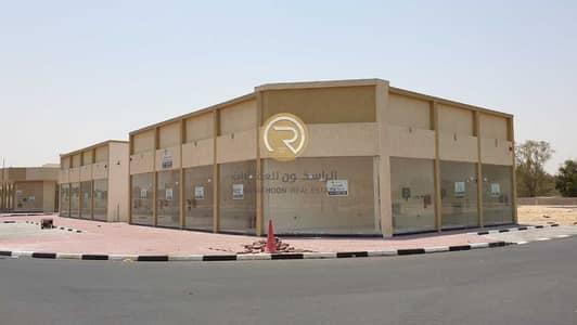 مبنی تجاري  للبيع في الزاهية، عجمان - مبنى سكنى تجارى محلات تجارية-للبيع فى الزاهية عجمان-تملك حر-عائد مميز للاستثمار