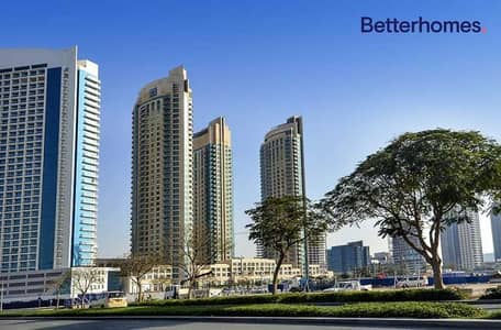 1 Bedroom Flat for Rent in Downtown Dubai, Dubai - Biggest Layout   Balcony   View of Pool