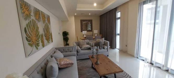 3 Bedroom Villa for Rent in DAMAC Hills 2 (Akoya Oxygen), Dubai - Damac Hills 2-Brand new Furnished Luxury Villa @ 75k