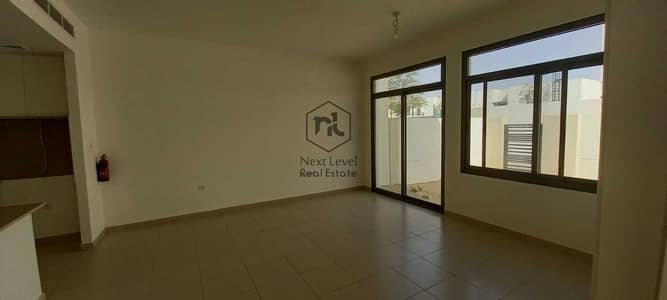 4 Bedroom Townhouse for Sale in Town Square, Dubai - nice view brand new 4 bedroom +maid