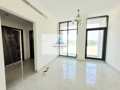 1 Bedroom Apartment for Rent in Aljada, Sharjah - high quality finishing brand 1bhk+balcony