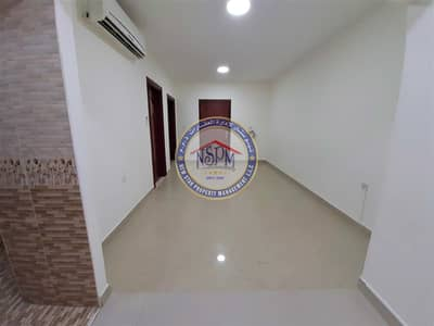 1 Bedroom Flat for Rent in Airport Street, Abu Dhabi - Spacious and Neat 1BHK | No Commission | Direct from Owner