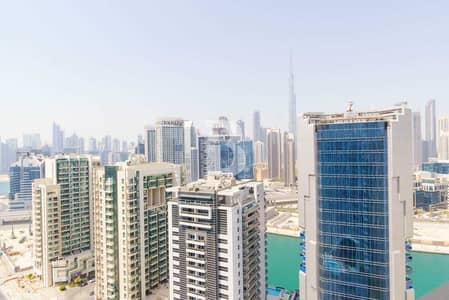فلیٹ 2 غرفة نوم للايجار في الخليج التجاري، دبي - Modern Furnished | Large Layout | Brand New