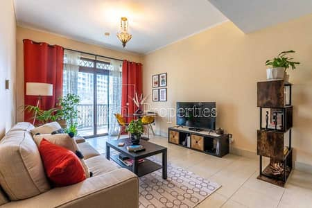 1 Bedroom Apartment for Sale in Old Town, Dubai - Elegant 1BR l old town Dubai l well maintained