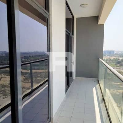 1 Bedroom Flat for Rent in Dubai Silicon Oasis, Dubai - HUGE SIZE/1BHK/OPEN TERRACE/CLOSE KITCHEN