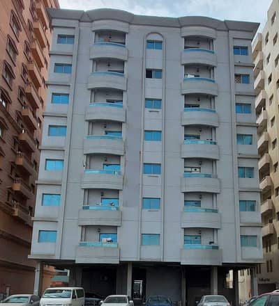 1 Bedroom Flat for Rent in King Faisal Street, Ajman - 1 Bedroom Hall Central A-C with Balcony in King Faisal Road Ajman