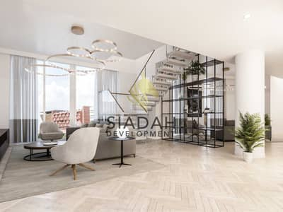 شقة 2 غرفة نوم للبيع في مدينة مصدر، أبوظبي - تملك منزلك الآن في المهرة ريزيدنس من دون دفعة أولى