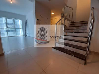 2 Bedroom Flat for Rent in Corniche Road, Abu Dhabi - SPECIOUS!! DUPLEX TWO BEDROOMS WITH MAIDS ROOM AND ALL AMENITIES