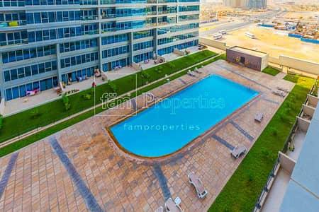 1 Bedroom Apartment for Sale in Dubai Residence Complex, Dubai - Spacious layout | Balcony | All Amenities