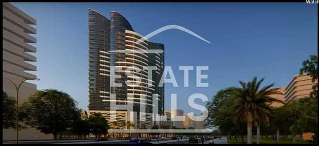 استوديو  للبيع في مجمع دبي ريزيدنس، دبي - شقة في برج بلو وايف مجمع دبي ريزيدنس 466034 درهم - 5426116