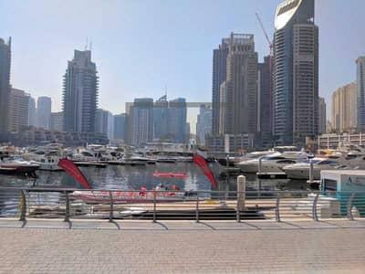 محل تجاري  للايجار في دبي مارينا، دبي - Waterside Retail   New Development   Dubai Marina
