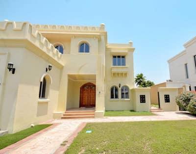 فیلا 5 غرف نوم للايجار في نخلة جميرا، دبي - Skyline View | 5BR Garden Homes Villa Palm Jumeirah