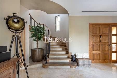 فیلا 3 غرف نوم للبيع في المرابع العربية، دبي - Exclusive  | Corner Plot | Quiet Location