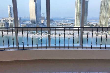 Studio for Rent in Al Reem Island, Abu Dhabi - This Unit Is Perfect for You! w/ Mangrove Views