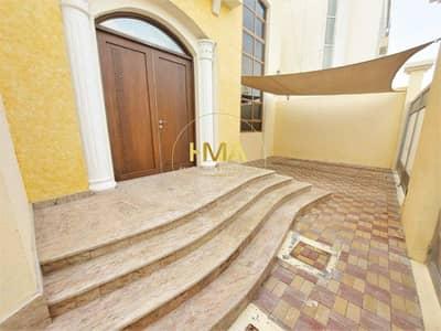 6 Bedroom Villa for Rent in Al Khalidiyah, Abu Dhabi - brand new villa in Al Khalidiya with lift