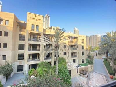فلیٹ 1 غرفة نوم للبيع في المدينة القديمة، دبي - Vacant 1 Bedroom   Large Layout   Well Maintained