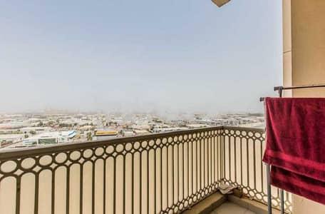 شقة 1 غرفة نوم للبيع في داون تاون جبل علي، دبي - شقة في صبربيا بوديم صبربيا داون تاون جبل علي 1 غرف 419000 درهم - 5426796