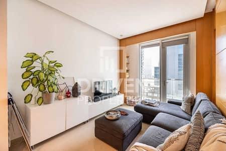 شقة 1 غرفة نوم للايجار في الخليج التجاري، دبي - Furnished | Lovely Canal View | 6 Cheques