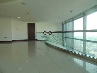 فلیٹ 4 غرف نوم للايجار في مركز دبي التجاري العالمي، دبي - شقة في جميرا ليفنج مساكن جميرا ليفنج بالمركز التجاري العالمي مركز دبي التجاري العالمي 4 غرف 300000 درهم - 5427011