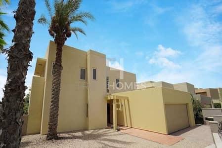 فیلا 5 غرف نوم للبيع في المرابع العربية، دبي - Lush Green Garden   2 Kitchens   6