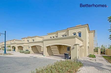 فیلا 3 غرف نوم للبيع في سيرينا، دبي - Type B | Single Row | Corner Plot | Rented
