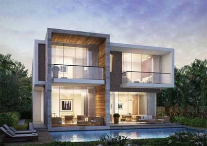 فیلا 5 غرف نوم للبيع في داماك هيلز (أكويا من داماك)، دبي - للبيع افخم الفيلل في دبي مفروش بالكامل ( ماركة فيندي)