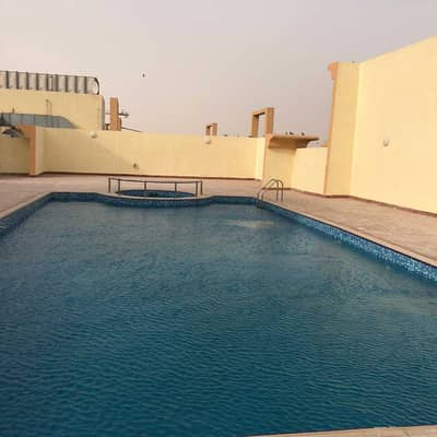 1 Bedroom Flat for Rent in Emirates City, Ajman - SPACIOUS 1 BHK