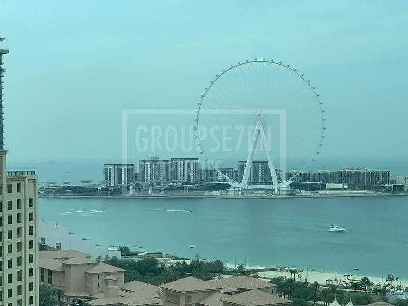 2 2 Beds For Rent in Royal Oceanic Dubai Marina