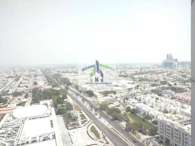 فلیٹ 4 غرف نوم للايجار في الخالدية، أبوظبي - Modern Class Huge Size Amazing 4+Maid's High Floor
