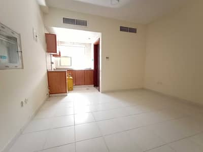 Studio for Rent in Muwaileh, Sharjah - Best Studio in School Area Muwaileh Close kitchen Central AC Family Building Neat&Clean Just 12k in National paint Muwai