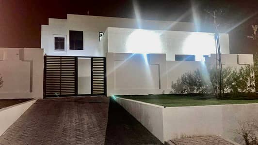 2 Bedroom Villa for Rent in Khalifa City A, Abu Dhabi - Separate MuLhak for Rent Just AED 62k @ Shakhbout City