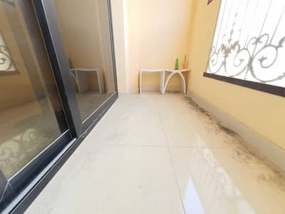 1 Bedroom Flat for Rent in Muwailih Commercial, Sharjah - 2month free offer. . . spacious 1bhk with balcony,parking,wardrobe in New Muwaileh.