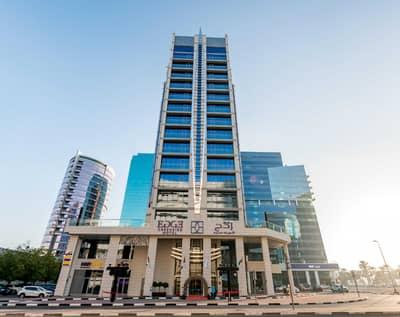 شقة فندقية 1 غرفة نوم للايجار في ديرة، دبي - No commission - Brand New
