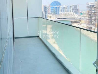 1 Bedroom Apartment for Rent in Al Raha Beach, Abu Dhabi - Large Layout I Canal View I Well Maintained