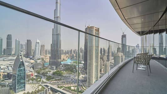 High-floor Serviced Apartment in Sky View Tower 2
