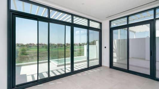 3 Bedroom Villa for Rent in Jumeirah Golf Estates, Dubai - Three-Bed Smart Home in JGE