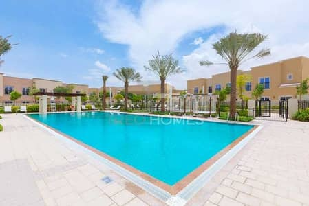 3 Bedroom Townhouse for Rent in Dubailand, Dubai - Single Row - 3 Bed - Next to amenities