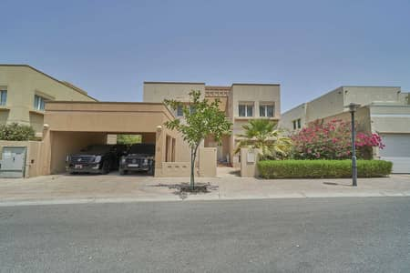 5 Bedroom Villa for Sale in The Meadows, Dubai - Exclusive and Rare Type 11 Villa with Golf Views