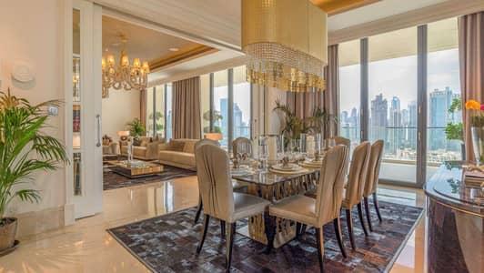 بنتهاوس 4 غرف نوم للبيع في وسط مدينة دبي، دبي - Superb Penthouse at the 118