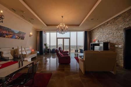 فلیٹ 3 غرف نوم للبيع في نخلة جميرا، دبي - Aquamarine Apartment with Study
