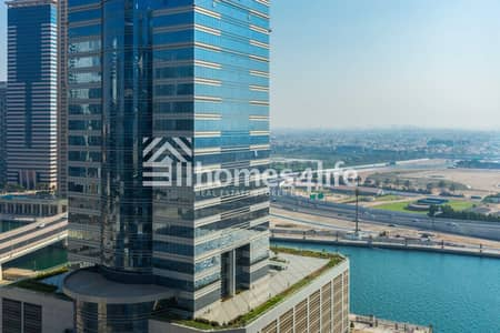 2 Bedroom Apartment for Rent in Business Bay, Dubai - Canal View || Mid-Floor || Exclusive