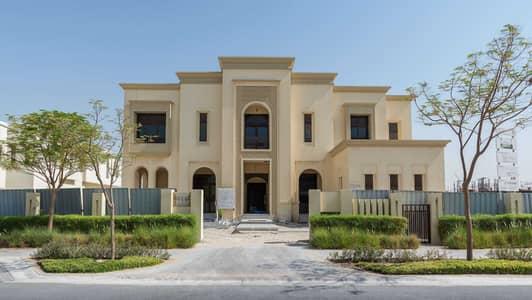7 Bedroom Villa for Sale in Dubai Hills Estate, Dubai - New Build Arabesque Mansion On A Private Plot