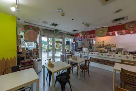 Shop for Sale in Jumeirah Lake Towers (JLT), Dubai - Fitted | Prime Location | Busy Cluster