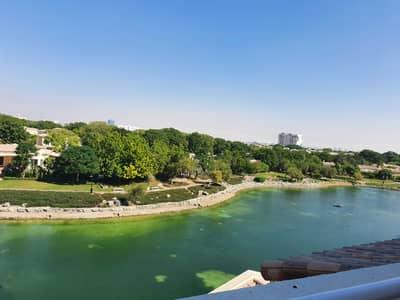 شقة 3 غرف نوم للبيع في موتور سيتي، دبي - Exclusive / Stunning lake view / Third Floor / terrace