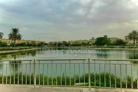 فیلا 2 غرفة نوم للبيع في الينابيع، دبي - Gorgeous lake view | Type 4M | Tenanted