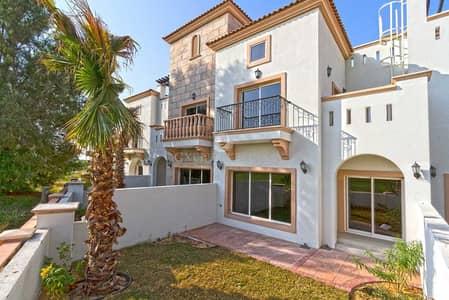 تاون هاوس 3 غرف نوم للبيع في عقارات جميرا للجولف، دبي - Stunning 3BR townhouse - golf course views