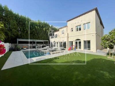 فیلا 5 غرف نوم للبيع في عقارات جميرا للجولف، دبي - Exclusive   Upgraded   Luxury Living   Best Deal